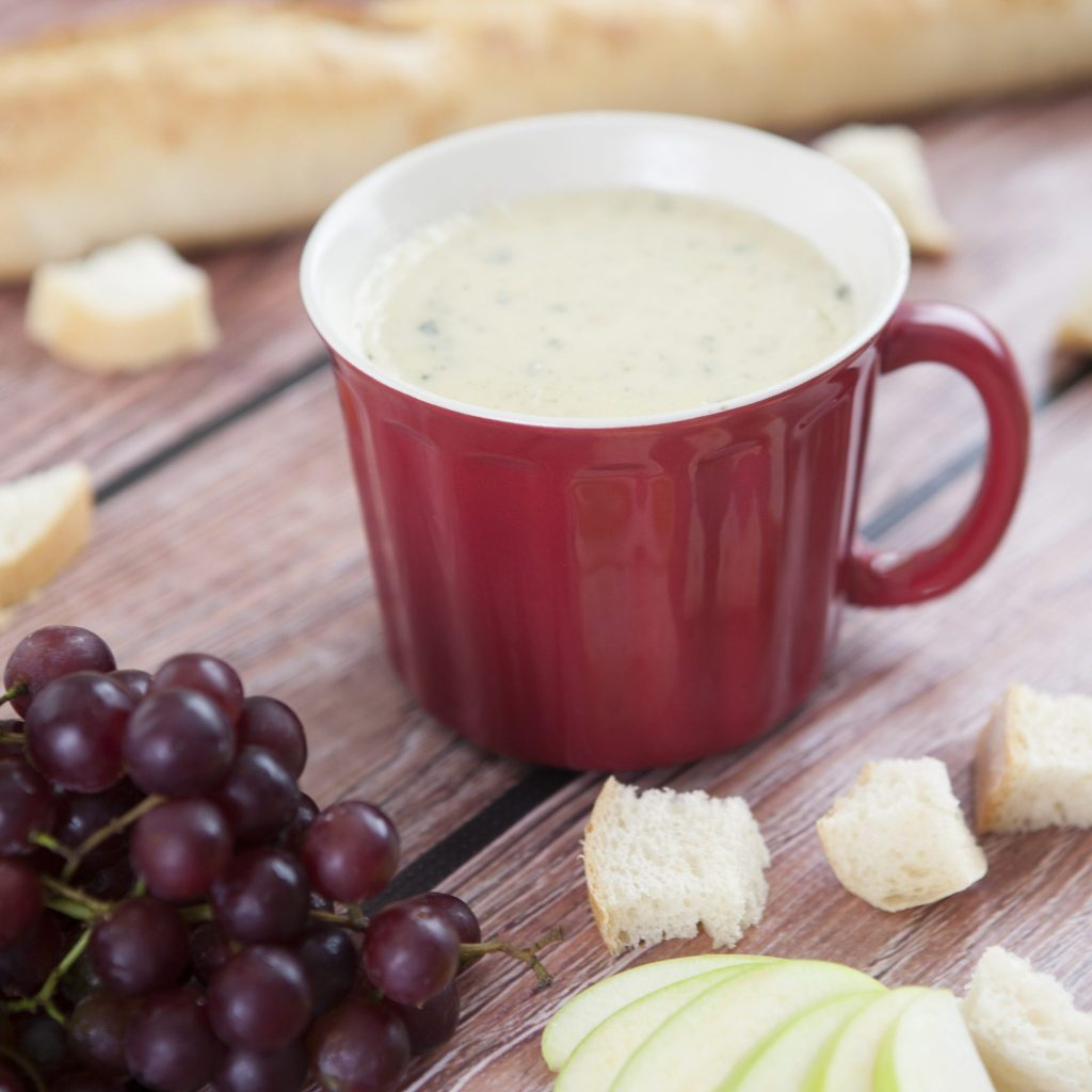 3 Cheese Fondue