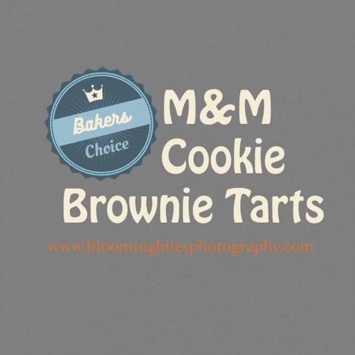 MnM Cookie Brownie Tart_Collage Text