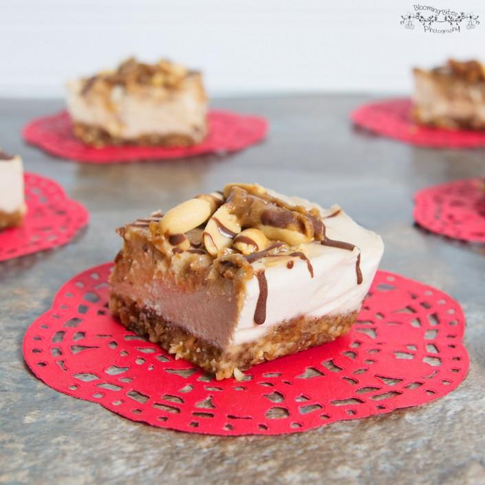 Vegan Snickers Cheesecake Bars_0018