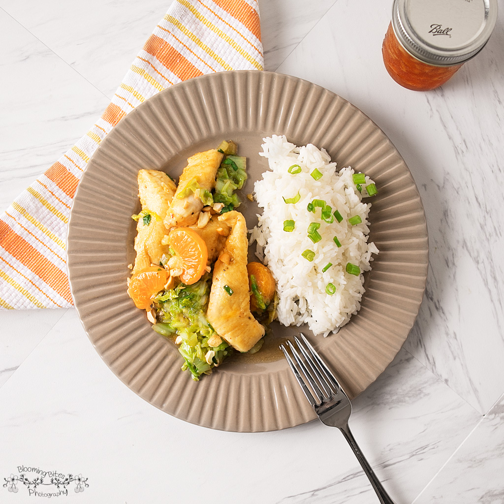 Cashew Chicken Stir-Fry by Blue Apron