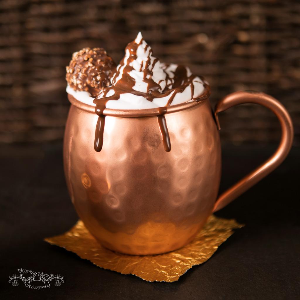 Nutella Ferrero Milkshake