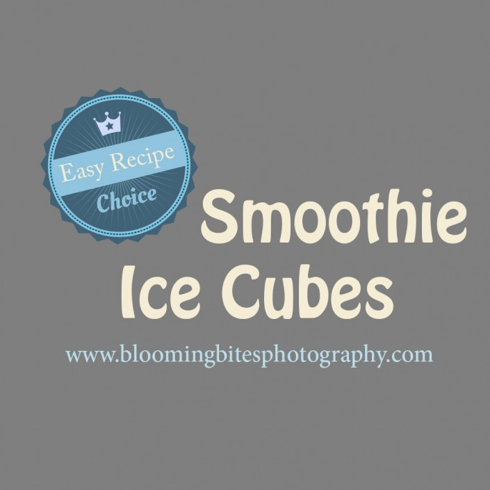 Smoothie Ice Cubes_Collage Text