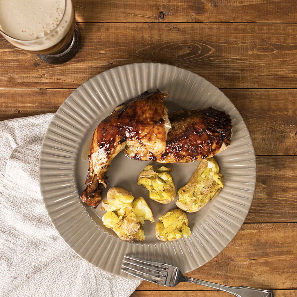 Guinness Roasted Chicken