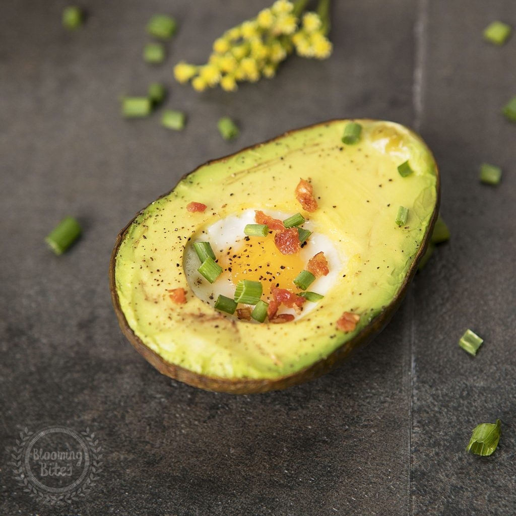 Avocado Egg in a Hole