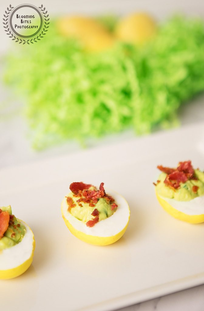 Deviled Eggs Easter Avocado_0100
