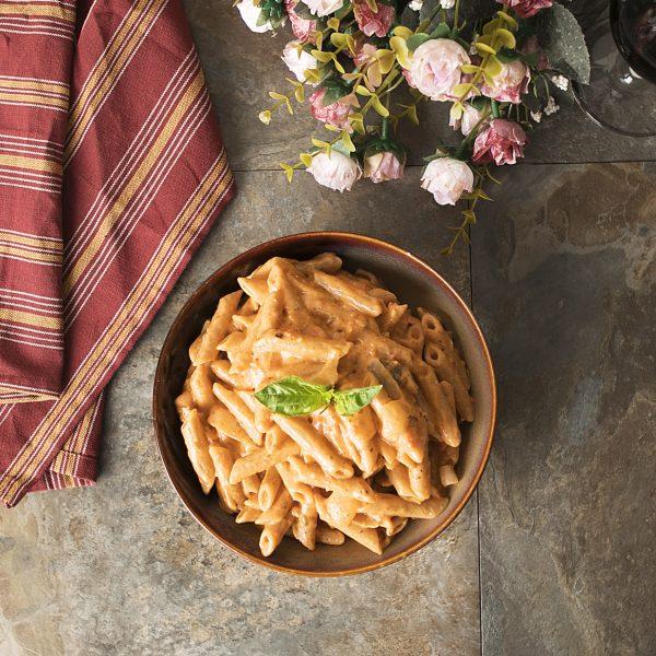 creamy tomato pasta_0008