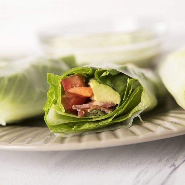 BLT avocado Spring Roll_0023