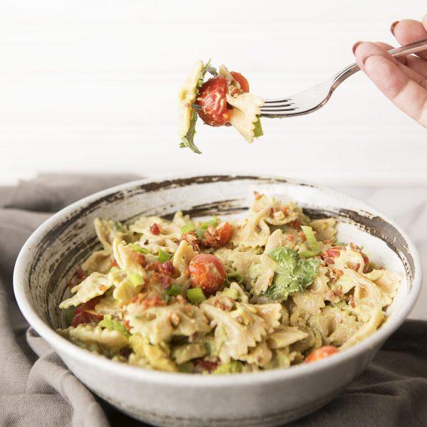 BLT avocado pasta salad_0171