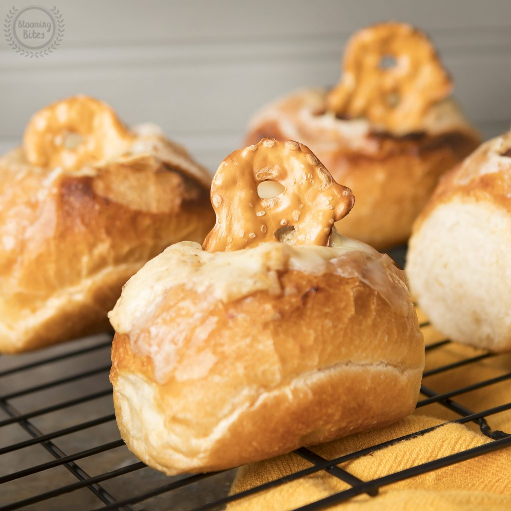 French Onion Dip Bread Bowls