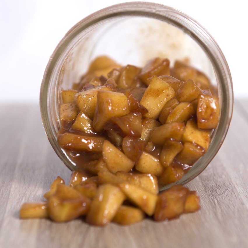 Homemade Stove-Top Apple Pie Filling