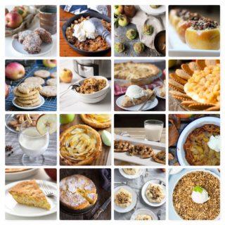 Apple Dessert Heaven