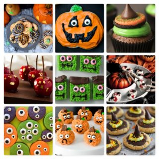 Happy Halloween Collage