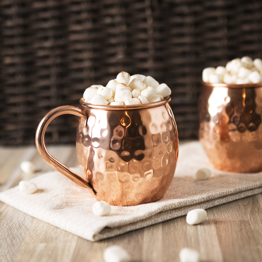 Fireball Hot Chocolate