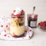 Trifle Raspberry Rum Cake