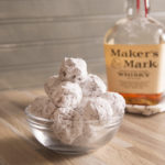 No Bake Bourbon Balls
