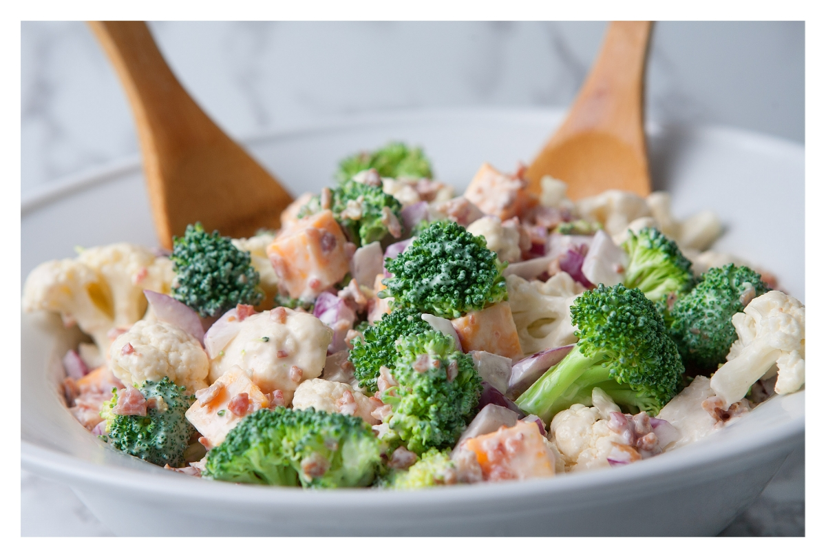 Broccoli salad Website Gallery