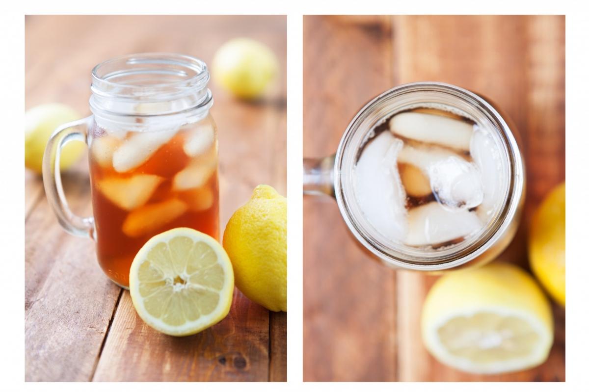 Ice-Tea-Website Gallery