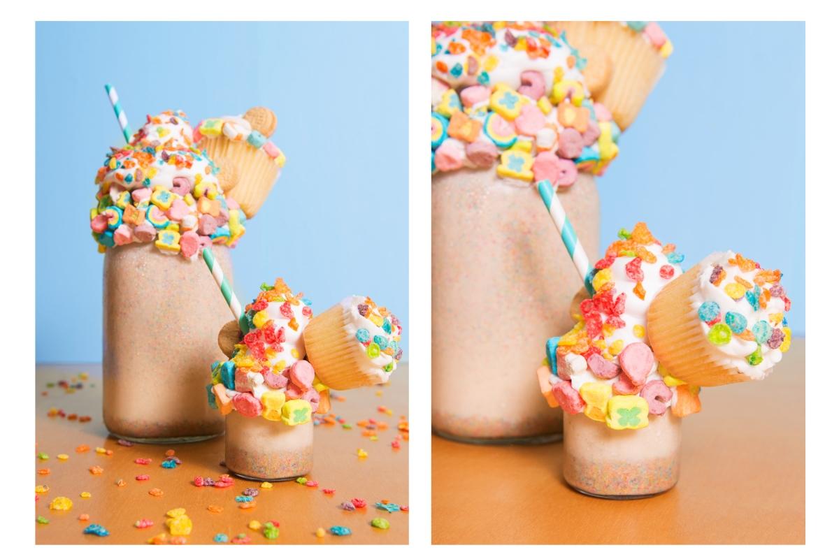 Website Gallery FullScreen Rainbow Freak Shake